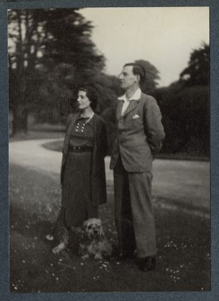 Hester Sassoon (née Gatty); Siegfried Sassoon
