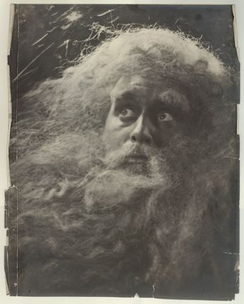 Cavendish Morton as King Lear