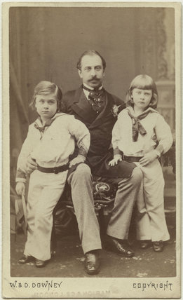 Prince Francis of Teck; Prince Francis, Duke of Teck; Prince Adolphus, Duke of Teck and Marquess of Cambridge
