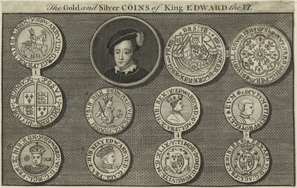 The Gold and Silver Coins of King Edward VI