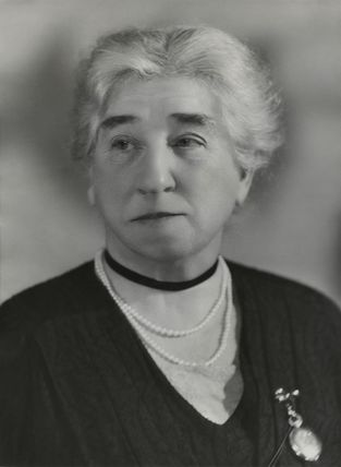 Dame Ellen Mary Musson