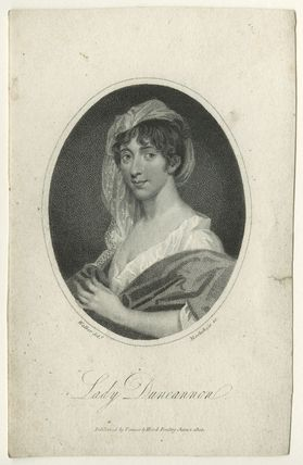 Henrietta Frances ('Harriet') Ponsonby (née Spencer), Countess of Bessborough