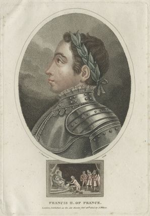 François II (Francis II), King of France
