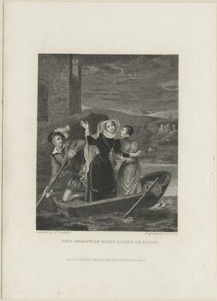 The Escape of Mary, Queen of Scots