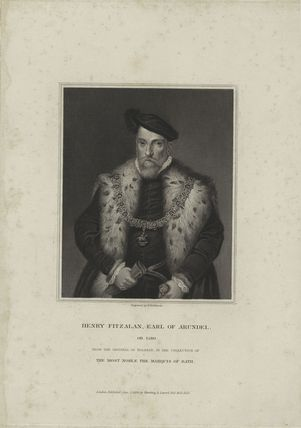 Henry Fitzalan, 12th Earl of Arundel