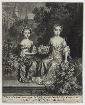 Henrietta Scott (née Hyde), Countess of Dalkeith; Mary Seymour-Conway (née Hyde), Lady Conway
