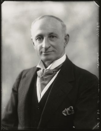 (William) Malcolm Hailey, 1st Baron Hailey