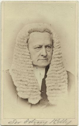 Sir Fitzroy Edward Kelly
