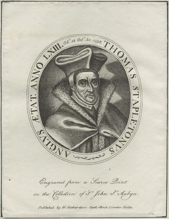 Thomas Stapleton