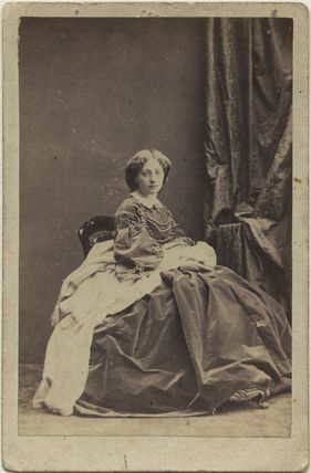 Marie of Baden, Princess of Leiningen