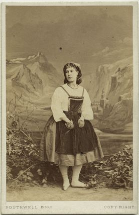 Stella Lauri (Mrs Harry Ulph)