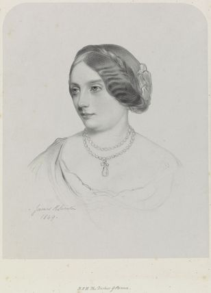 Louise Marie Therese, Duchess of Parma