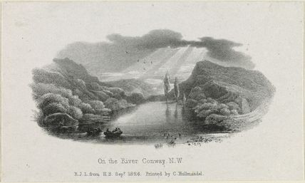 'On the River Conway'