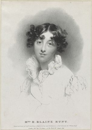 Mrs H. Blaine Hunt