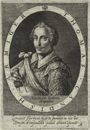 Thomas Cavendish
