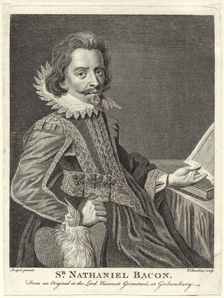 Sir Nathaniel Bacon