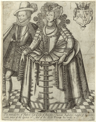 Robert Carr, Earl of Somerset and Frances, Countess of Somerset