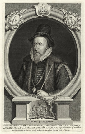 Edward Sackville, 4th Earl of Dorset