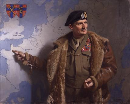 Bernard Law Montgomery, 1st Viscount Montgomery of Alamein