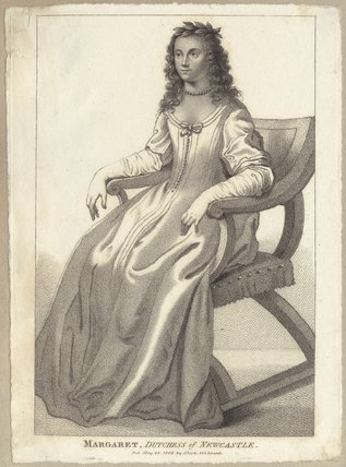 Margaret Cavendish (née Lucas), Duchess of Newcastle upon Tyne