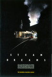 'Steam Dreams', Bluebell Railway poster, 1990.
