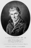 Francois Chausier, French doctor and physicist, late 18th century.
