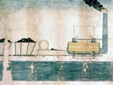 Killingworth locomotive, c 1815.