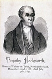 Timothy Hackworth, British locomotive engineer, c 1830s.