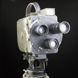Vinten 'Normandy' 35mm camera, 1950.