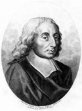 Blaise Pascal, French mathematician, physicist and philosopher, c 1660.