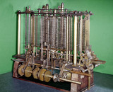 Babbage's Analytical Engine, 1834-1871.