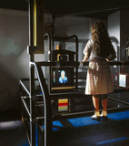 'Heat Camera' interactive exhibit, Science Museum, London, 1992.