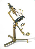 Dollond Microscope, early 19th century.