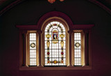 Window commemorating Henry Maudslay, Greenwich Town Hall, c 1995.