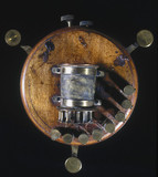 Thomson's mirror galvanometer, 1858.