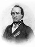 Alois Auer, printing pioneer, 1835-1860.