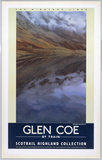'Glen Coe by Train' by Brendan Neiland R.A.