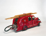 Limousine type fire engine, 1936.