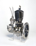 Union two-stroke engine, 1919.