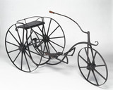 Tricycle, c 1850.