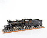 East India locomotive, 1923. Model (scale