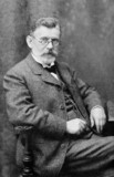 Paul Ehrlich, German bacteriologist, c 1900s.