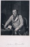 John Hunter, British surgeon and anatomist, late 18th century.