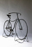 Rover 'safety' bicycle, 1885.