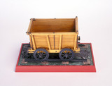 Cinderford Tramway Wagon, c 1809. Model (sc