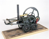 Pen-y-darran locomotive, 1804. Model.