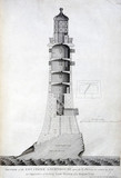 Smeaton's Eddystone lighthouse, 1763.