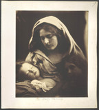 'The Holy Family', 1867.