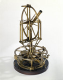 Ramsden's 18 inch geodetic theodolite, late 18th century.