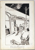 'Rail strike call', c 1953.